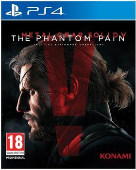Konami Metal Gear Solid V: The Phantom Pain (PEGI) (Download) (PS4)