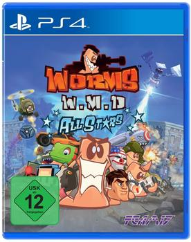 Worms: W. M. D. (PS4)