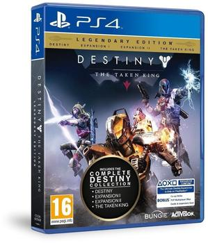 Activision Destiny: The Taken King - Legendary Edition (PEGI) (PS4)