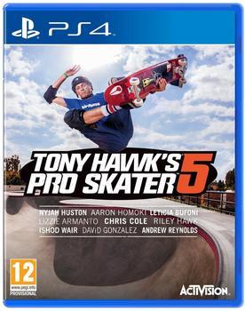 Activision Tony Hawks Pro Skater 5 UK PS4