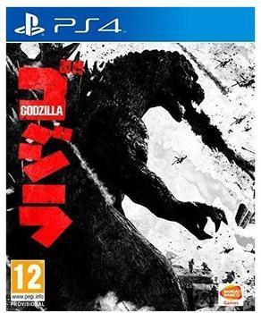 BANDAI Godzilla (PEGI) (PS4)