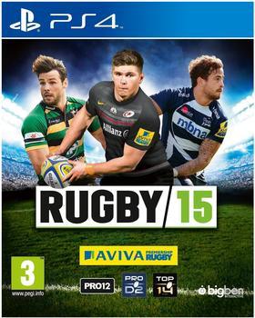 Bigben Interactive Rugby 15 - Englische Version (PEGI)