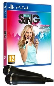 KOCH Media Lets Sing 2016 Inkl. 2 Mikrofone (Bundle) (PEGI) (PS4)