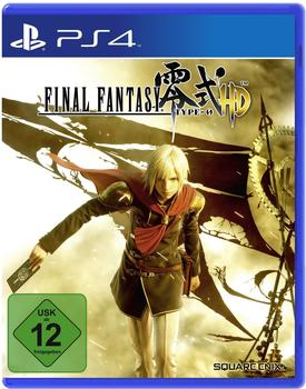 Final Fantasy: Type-0 HD (PS4)