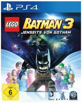 LEGO Batman 3: Jenseits von Gotham (PS4)