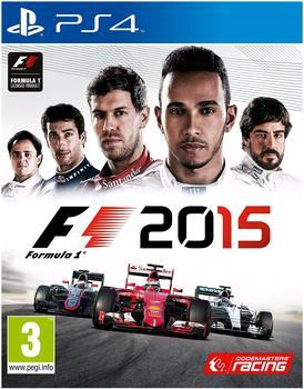Namco F1 2015 Ps-4 [UK multi