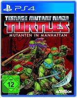 Teenage Mutant Ninja Turtles: Mutanten in Manhattan (PS4)