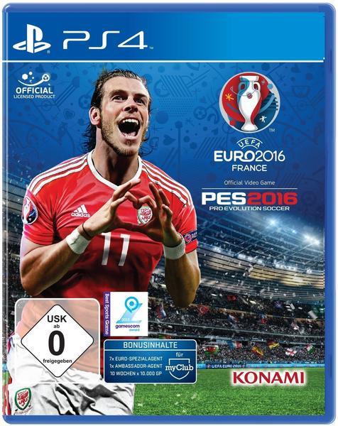 UEFA EURO 2016 (PS4)
