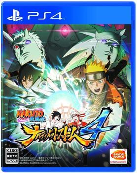 Namco Naruto Shippuden: Ultimate Ninja Storm 4 (CERO) (PS4)