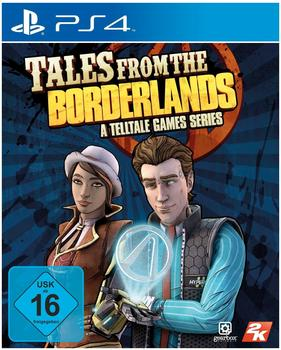 Take-Two Interactive Tales from the Borderlands - A Telltale Games Series (PS4)