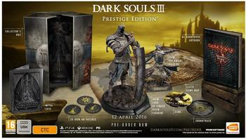 Bandai Namco Entertainment Dark Souls III - Prestige Edition (PS4)