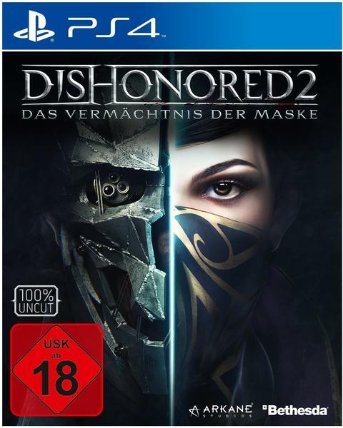 Dishonored 2: Das Vermächtnis der Maske (PS4)