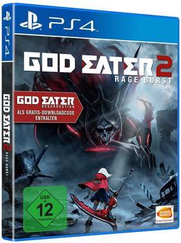 Bandai God Eater 2 Rage Burst (inkl. God Eater Resurrection) (PS4)