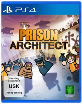 NBG Prison Architect (PS4)