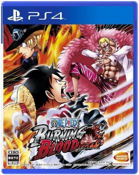 Namco One Piece: Burning Blood (CERO) (PS4)