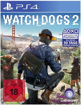 Ubisoft Watch Dogs 2 (PS4)