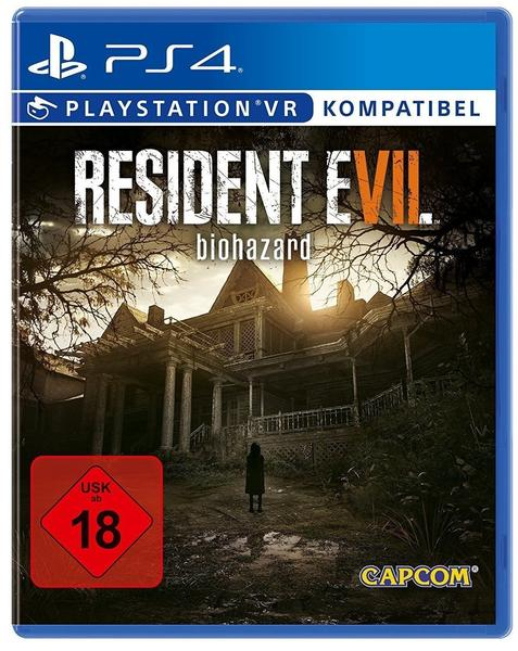 Resident Evil VII biohazard (PS4)