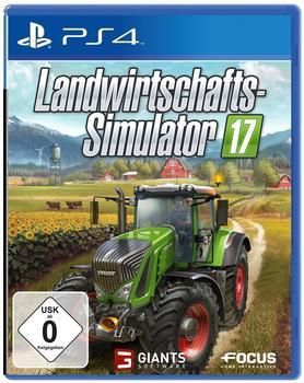 Landwirtschafts-Simulator 17 (PS4)