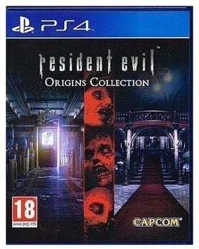 Capcom Resident Evil Origins Collection At Ps-4