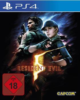CapCom Resident Evil 5 (ESRB) (PS4)
