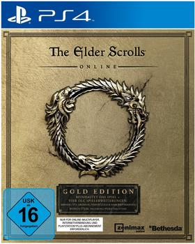 The Elder Scrolls Online: Gold Edition (PS4)