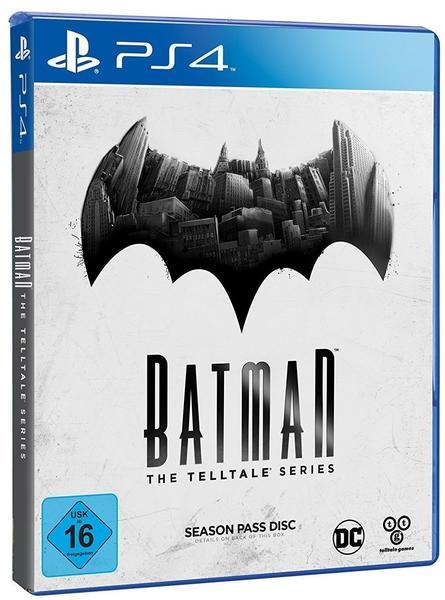Warner Batman: The Telltale Series - Season Pass Disc (PS4)