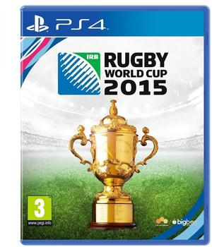 Bigben Interactive Rugby World Cup 2015 (PEGI) (PS4)