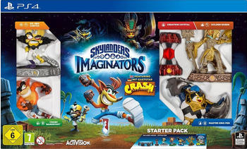 Skylanders: Imaginators - Starter Pack - Crash Edition (PS4)