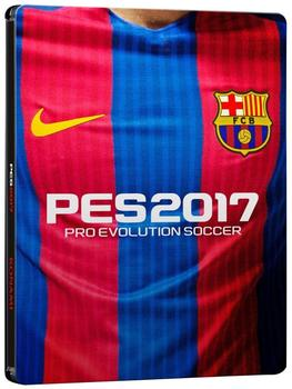 PES 2017 (PS4) FC Barcelona Edition