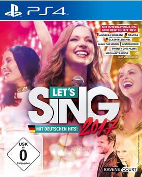 Let's Sing 2017 (PS4)