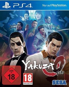 Sega Yakuza Zero (PS4)