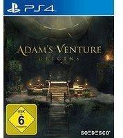 Soedesco Adams Venture: Origins (PS4)
