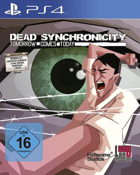 Avanquest Dead Synchronicity: Tomorrow Comes Today (PS4)