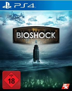 2K Games BioShock: The Collection (PEGI (PS4)