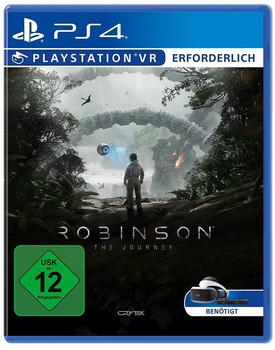 Sony Robinson: The Journey (PS4VR)