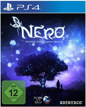 N.E.R.O : Nothing Ever Remains Obscure (PS4)