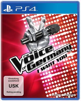 The Voice of Germany: i want you (PS4)