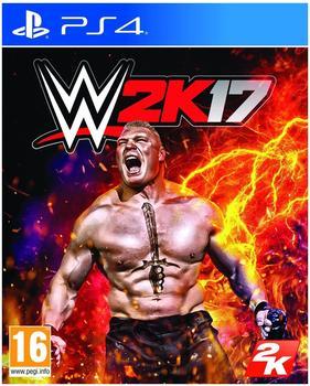 Take Two WWE 2K17 (PEGI) (PS4)