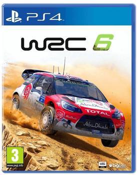 Bigben Interactive WRC 6 (PEGI) (PS4)