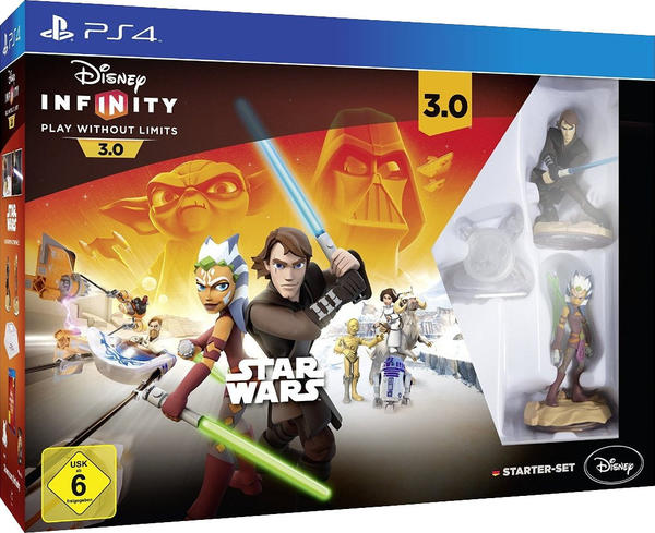 Disney Infinity 3.0: Star Wars - Starter Set (PS4)