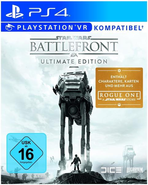 Star Wars: Battlefront - Ultimate Edition (PS4)