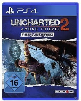 Uncharted 2: Among Thieves - Remastered (PS4)