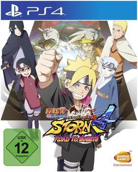 Naruto Shippuden: Ultimate Ninja Storm 4 - Road to Boruto (PS4)