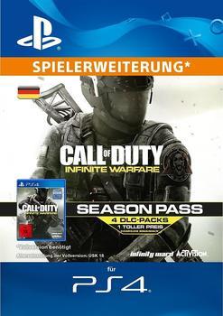 Call of Duty: Infinite Warfare - Season Pass (Add-On) (PS4)