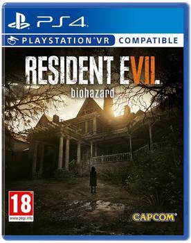 Capcom Resident Evil VII biohazard (PEGI) (PS4)