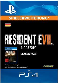 Resident Evil 7: Biohazard - Season Pass (Add-On) (PS4)