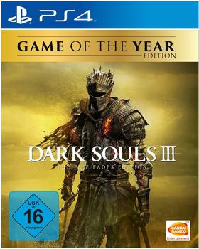 Dark Souls 3: The Fire Fades - Game of the Year Edition (PS4)