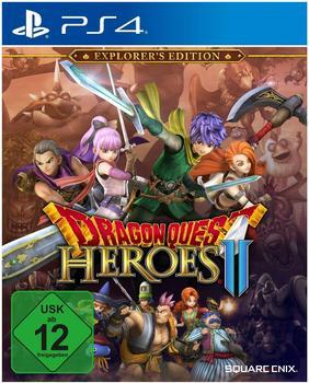 Dragon Quest Heroes 2: Explorer's Edition (PS4)
