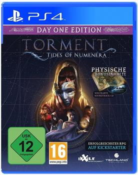 Techland Torment: Tides of Numenera (PS4)