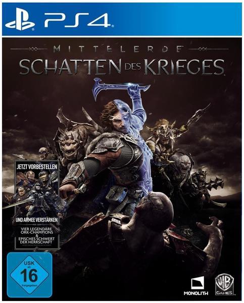 Mittelerde: Schatten des Krieges (PS4)